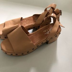 0d73c6d51b5 Free People Shoes - Free People Stand By Me Platform Sandals.